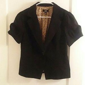 AGB Short-Sleeved Blazer